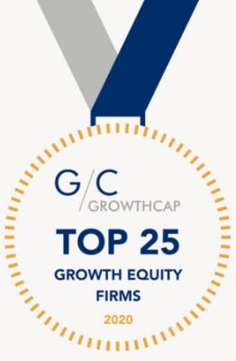 Growthcap Top 25 Badge